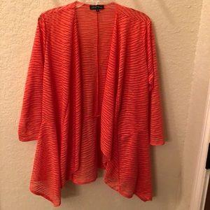 Slinky Brand Coral Jacket